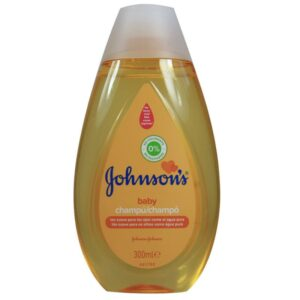 johnsons baby cham shampoo 300ml
