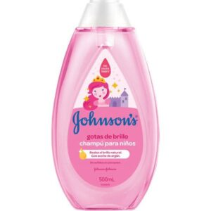 JOHNSON'S Gotas De Brillo Shampoo 500ml