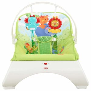 Fisher Price Comfort Curve Bouncer Rainforest Friends