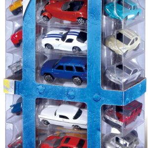 Maisto Fresh Metal 20 Pieces Vehicle Pack