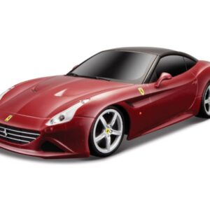 Maisto Motosounds Light and Sounds Ferrari California T Vehicle