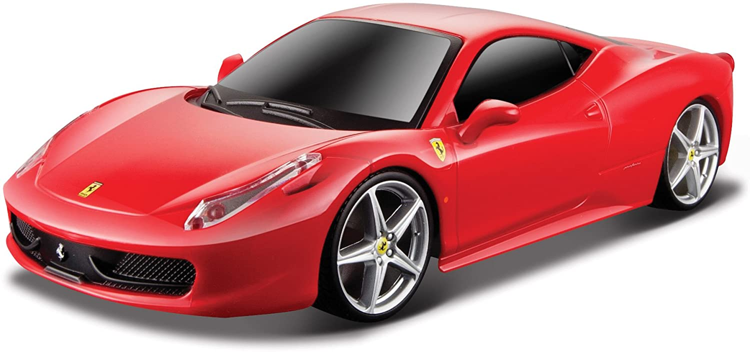 Maisto MotoSounds Ferrari 458 Italia Vehicle