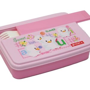 Lion Star Mario Lunch Box Pink