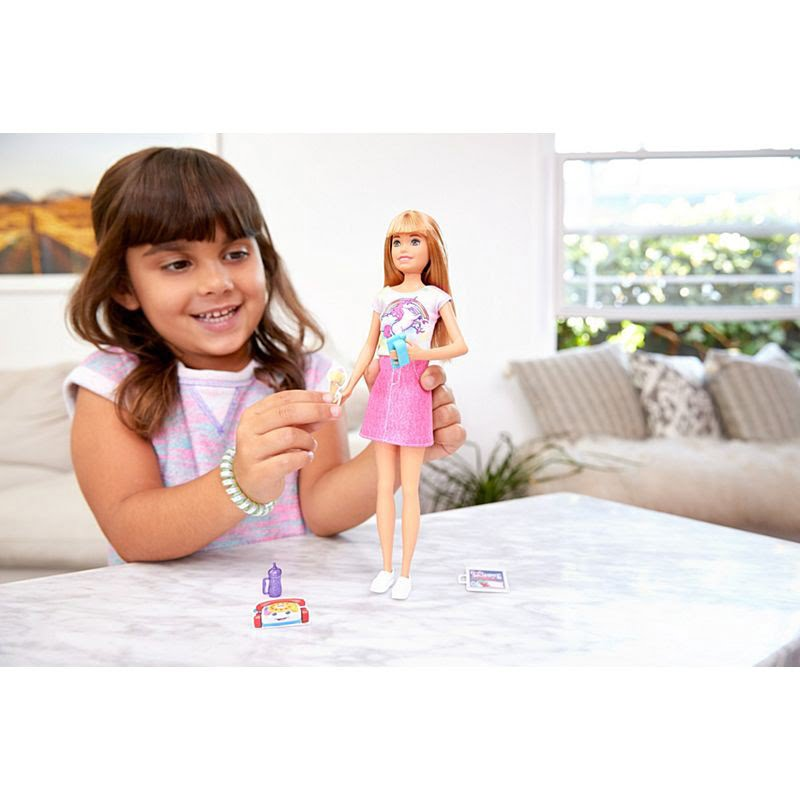 Barbie Skipper Babysitters INC Doll