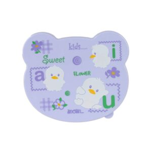 Lion Star Kiddy Lunch Box Purple