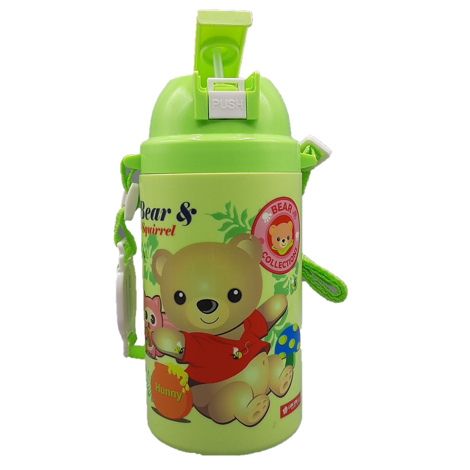 Lion Star Orion Water Bottle 700 Ml Green