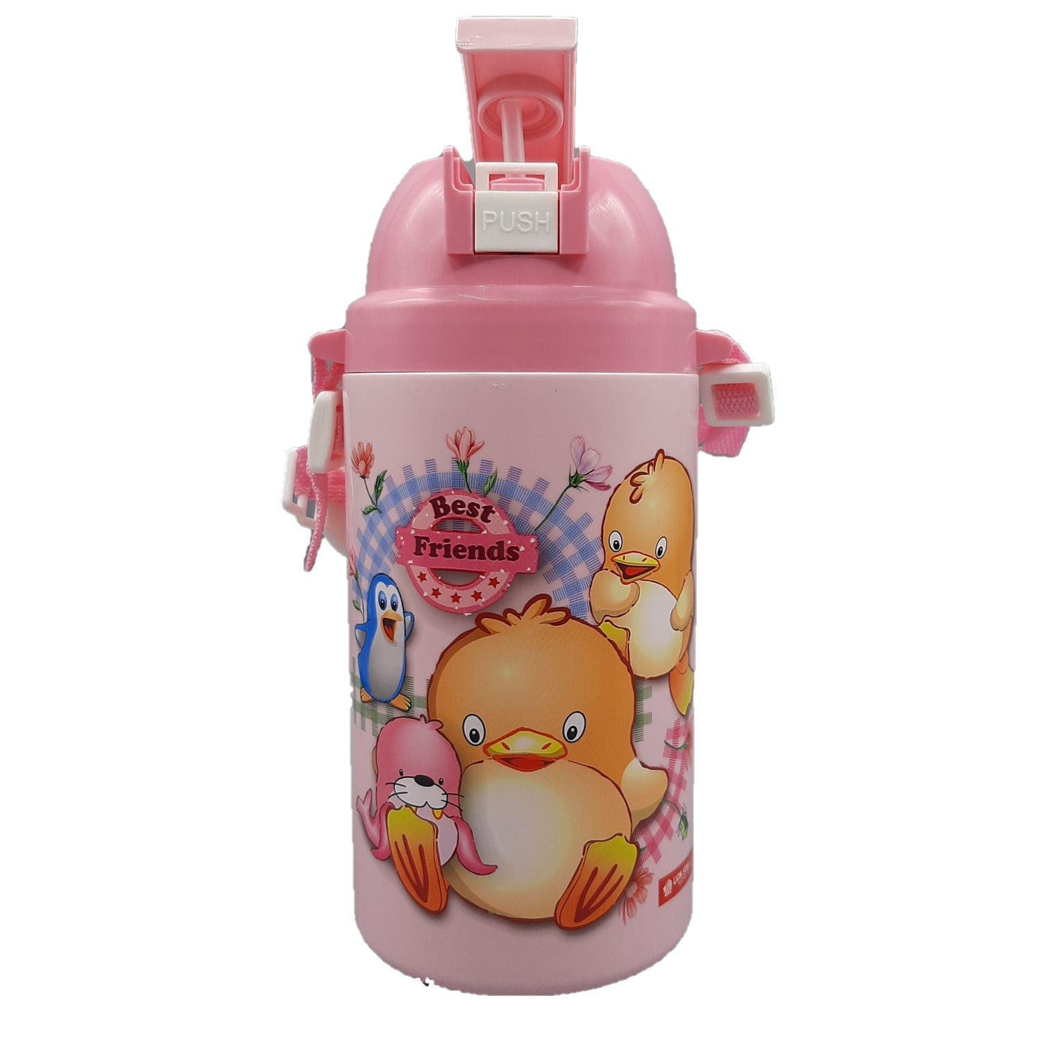 Lion Star Orion Water Bottle 700 ml Pink